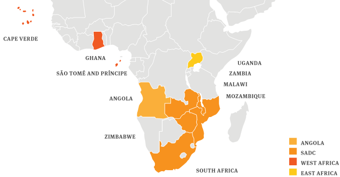 Mota-Engil Africa activities
