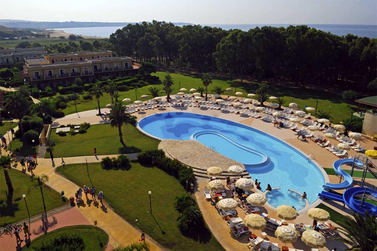 Marina di Cutro, property of Fondo Delta